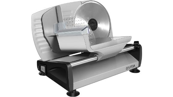 Ostba Meat Slicer Electric Deli Food Slicer