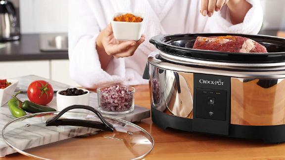 Crock-Pot 6-Quart Slow Cooker
