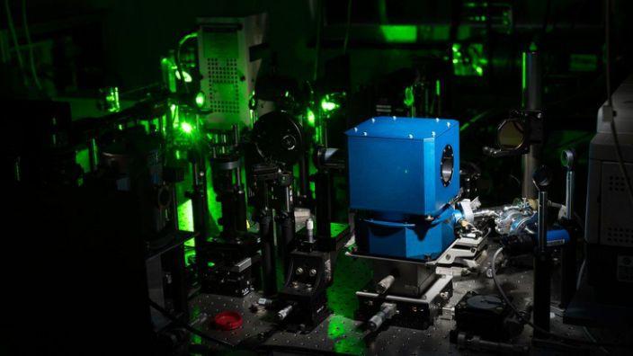 Lab used to study superconductivity