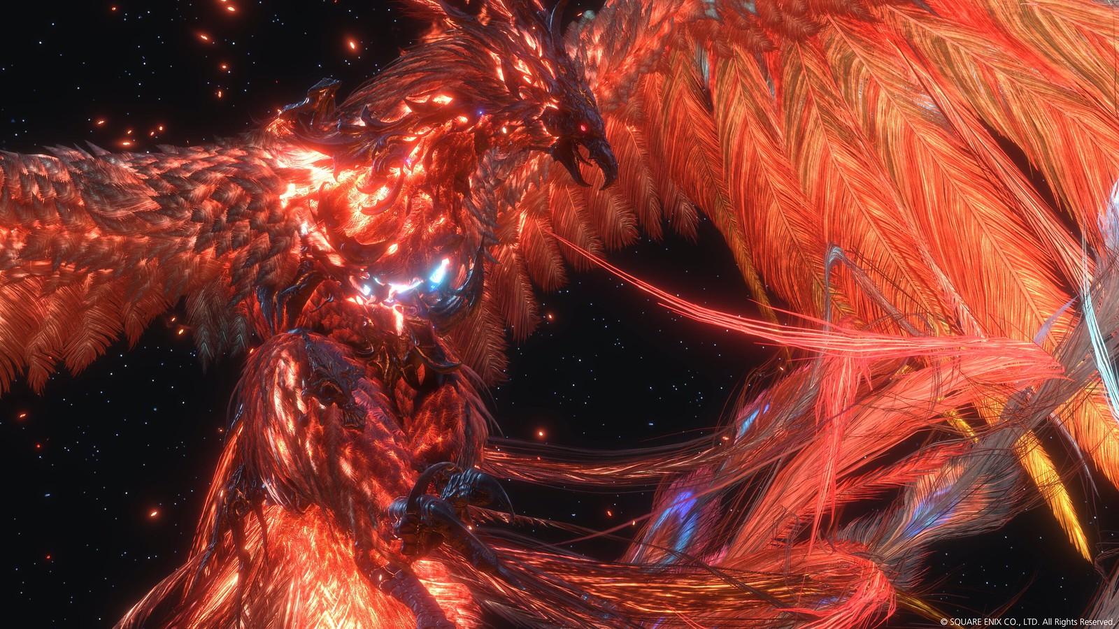Final Fantasy XVI - Phoenix
