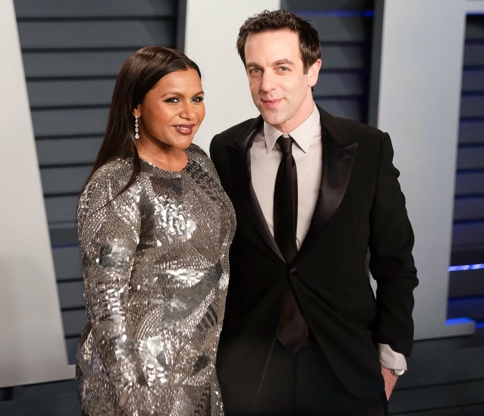 BJ Novak Leaves Sweet Comment Mindy Kaling Throwback Pic