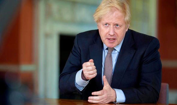 Boris Johnson announced three tier system