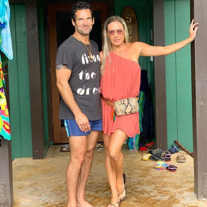 Braunwyn Windham-Burke Says Husband Sean Felt Left Behind When She Got Sober