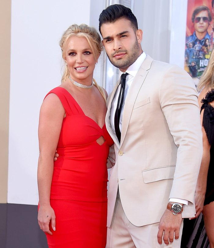 Britney's Makeup Artist Claims She Can't Have Baby Under Conservatorship