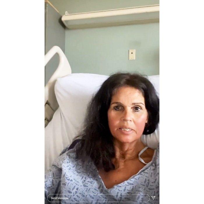 Brittany Cartwright Mom Sherri Is Back in the ICU