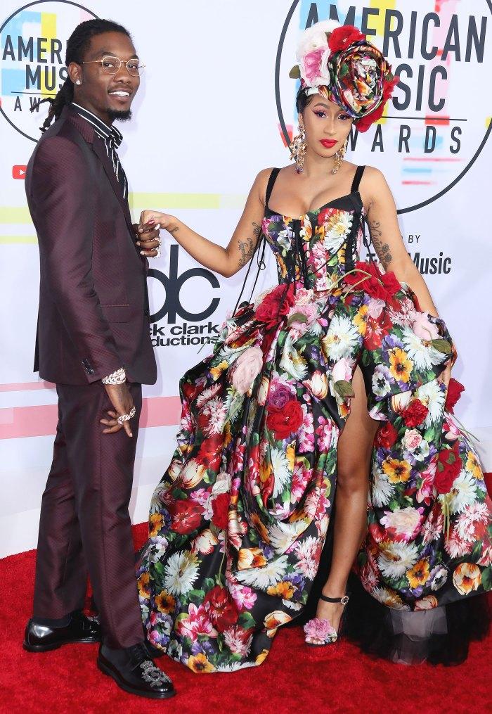 Cardi B 'Still Going Through' With Offset Divorce After Birthday Invite