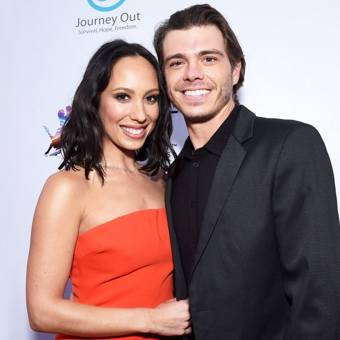 Cheryl Burke Husband Matthew Lawrence Is Her Rock During Her Sobriety