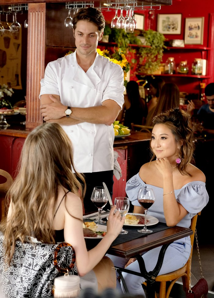 Emily in Paris Lucas Bravo Reveals Whether Hes Had a Threesome