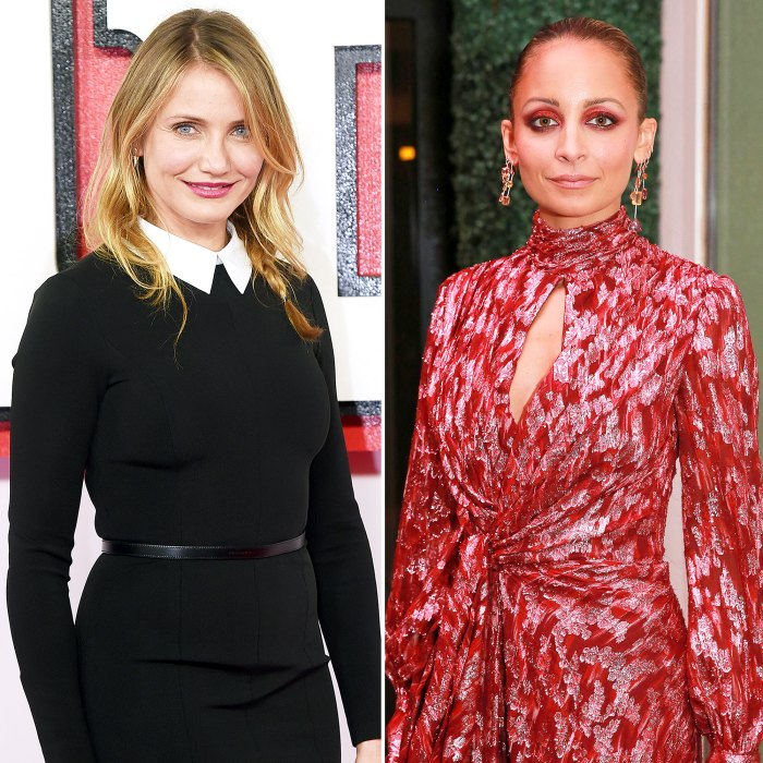 Even Cameron Diaz Cant Believe Nicole Richie Is Her Sister-in-Law