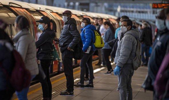 Face masks are now mandatory across London