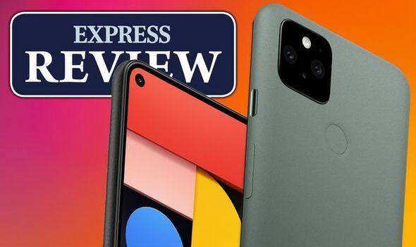 Google Pixel 5 Review UK Price Release Date
