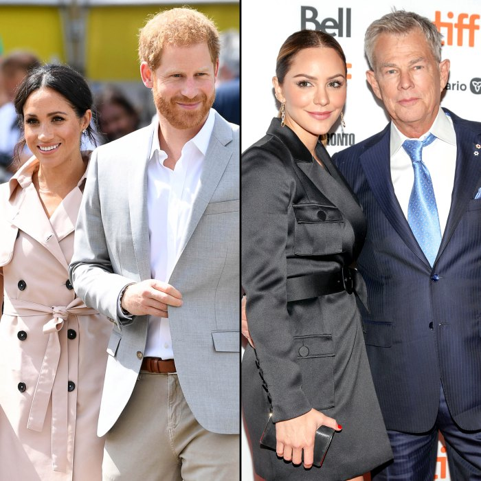 Inside Prince Harry and Meghan Markle's Friendship With Katharine McPhee and David Foster