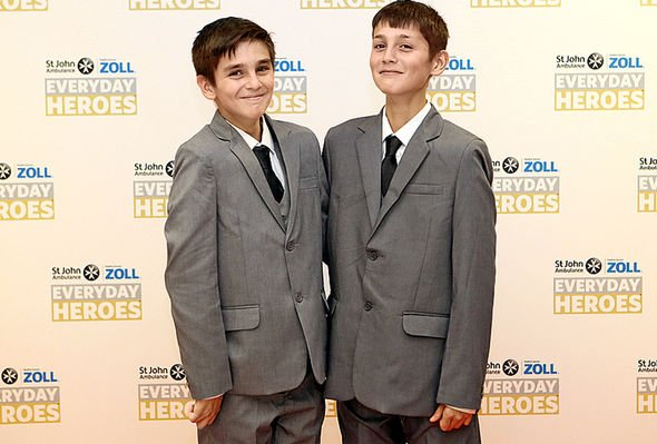 Jack and Connor