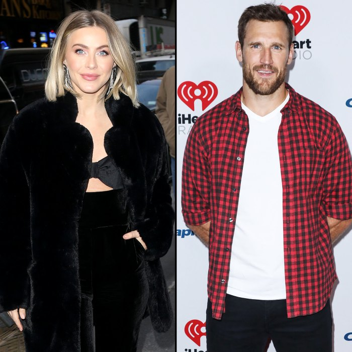 Julianne Hough Brooks Laich Are Working On Their Strained Relationship