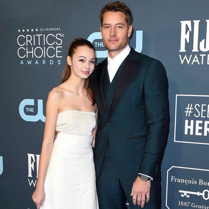 Justin Hartley Cautions His Daughter Rumors Surrounding His Personal Life