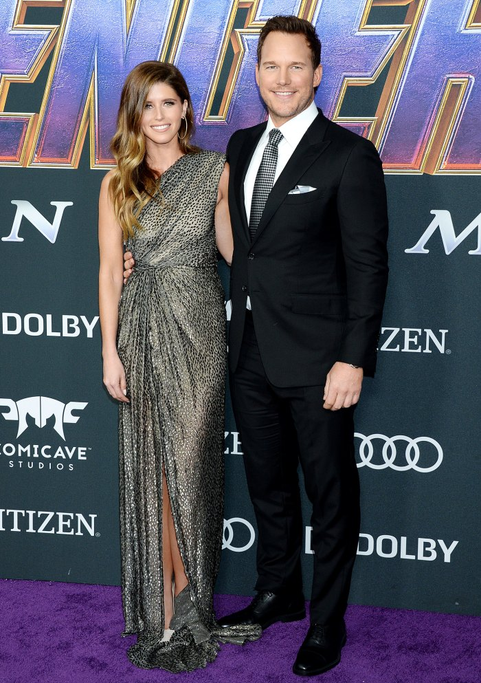 Katherine Schwarzenegger Defends Chris Pratt After Hes Called Worst Chris