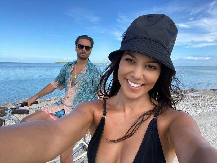 Kourtney Kardashian Would Keep Scott Disick Reunion Very Private
