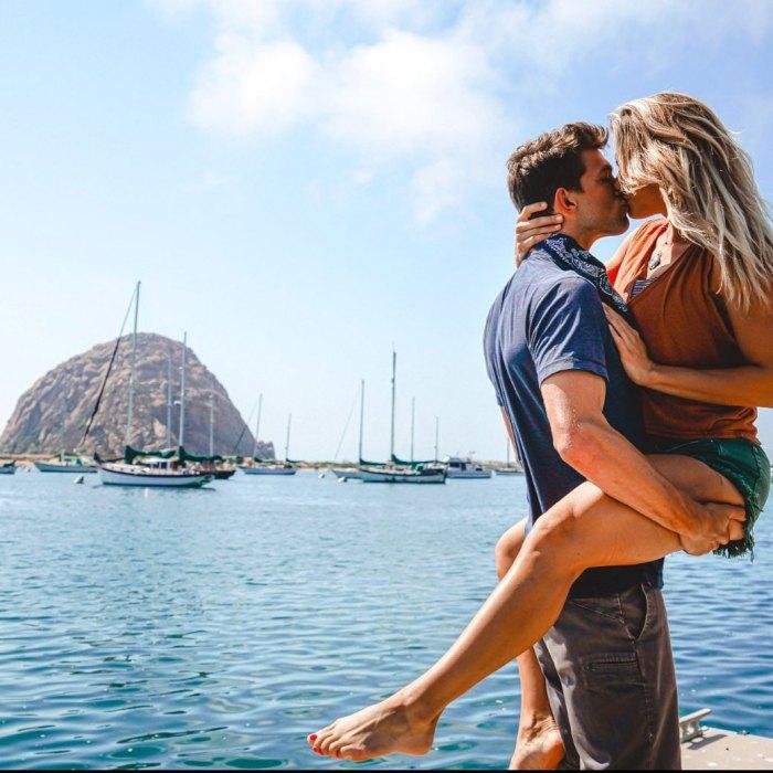 Krystal Nielson Kisses New Man on Instagram After Chris Randone Split