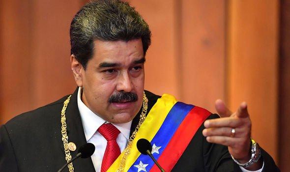 Nicolas Maduro has been criticised