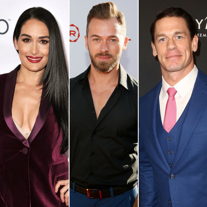 Nikki Bella Didn't Have Any 'Feelings at All' for Artem Chigvintsev While Engaged to John Cena