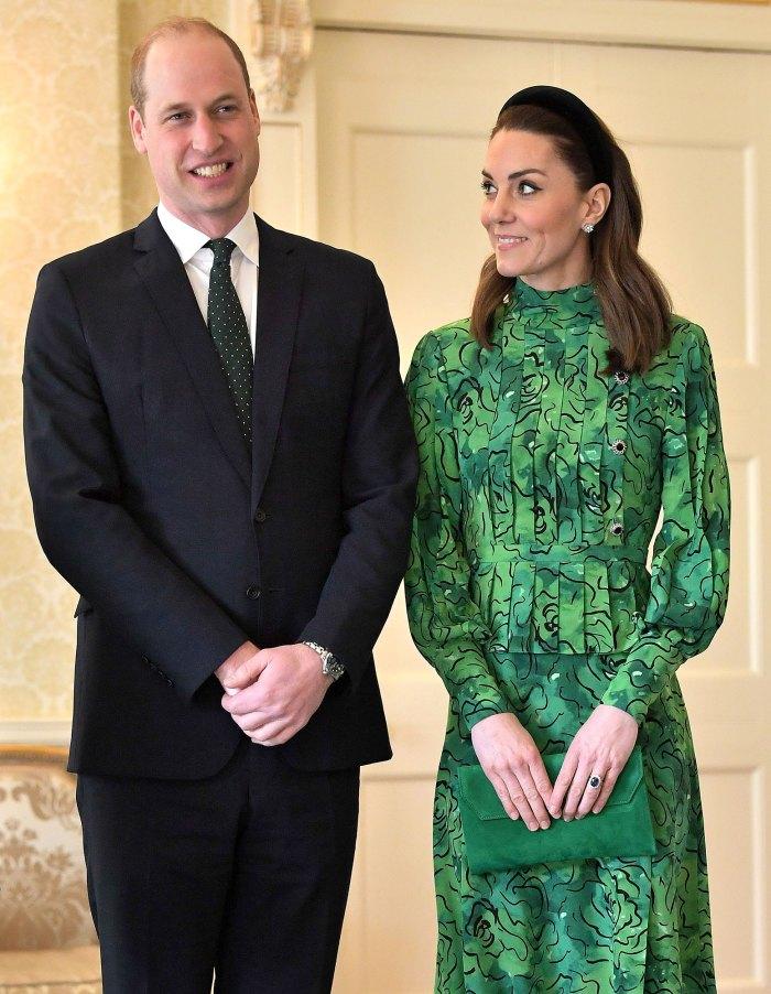 Prince William Reveals Duchess Kate Hidden Talent