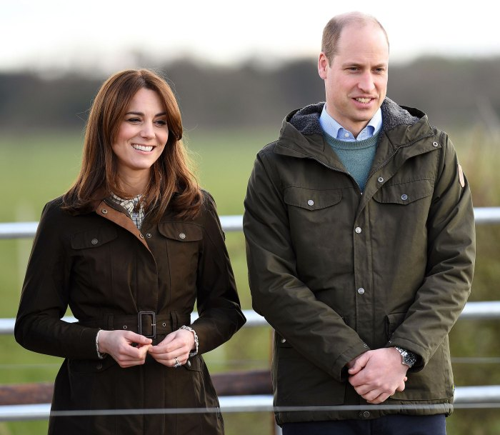 Prince William and Duchess Kate Advertise for New Live-In Housekeeper at Kensington Palace