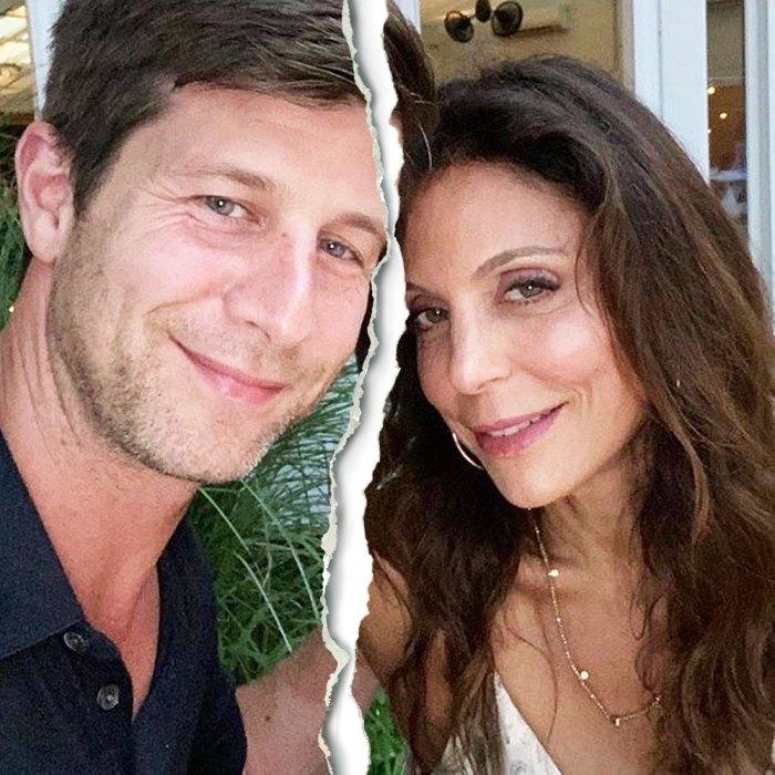 Real Housewives Of New York Alum Bethenny Frankel Splits From Boyfriend Paul Bernon