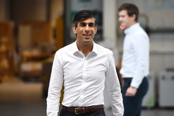 Rishi Sunak: The Chancellor announced new support for businesses effected by new restrictions