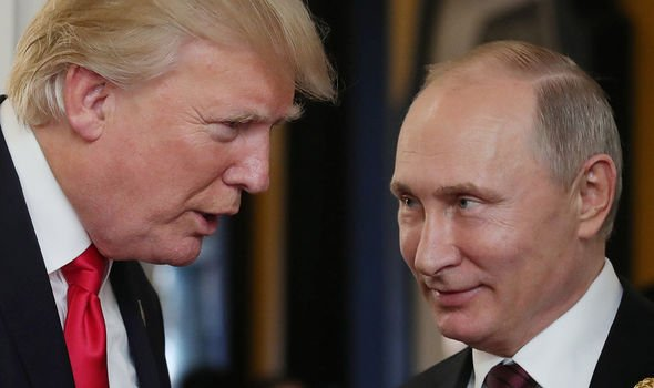 Russia is said to be undermining the US