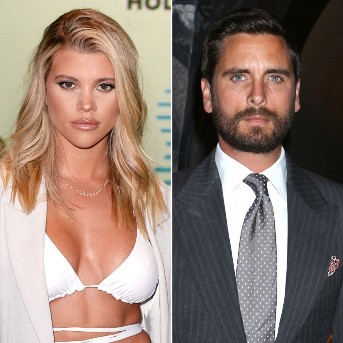 Sofia Richie Steps Out for Romantic Dinner With Mystery Man After Scott Disick Split