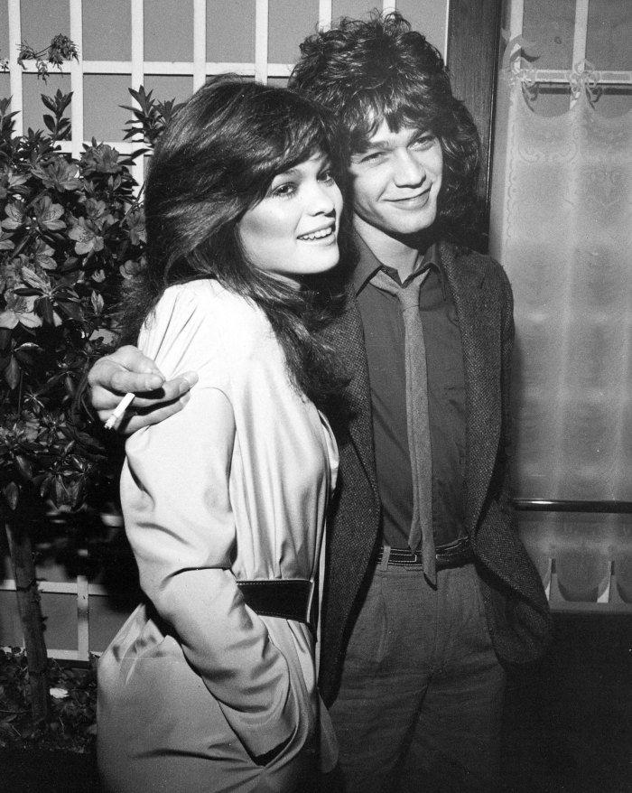 Valerie Bertinelli Shares Photos With Eddie Van Halen From Night They Met 1