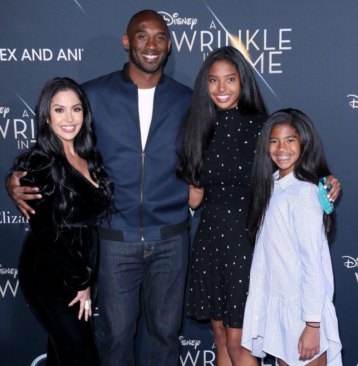 Vanessa Bryant Congratulates Lakers on Winning NBA Finals 2020