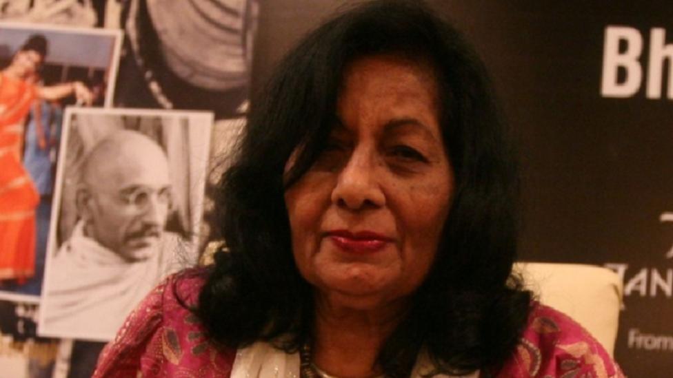 Oscar-winning costume designer Bhanu Athaiya