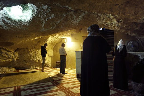 Archaeology news: Holy of Holies under The Rock