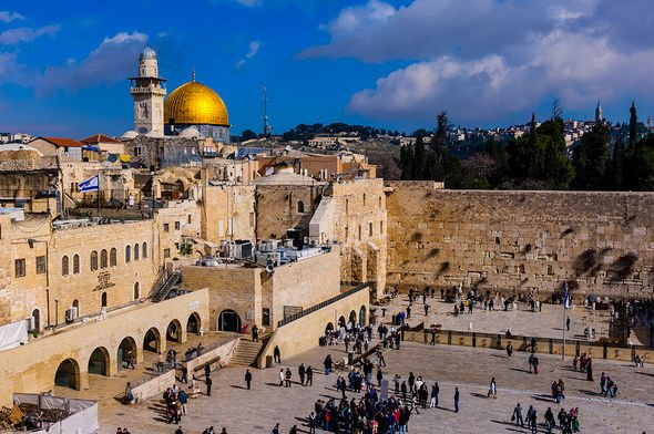 Archaeology news: Temple Mount in Israel