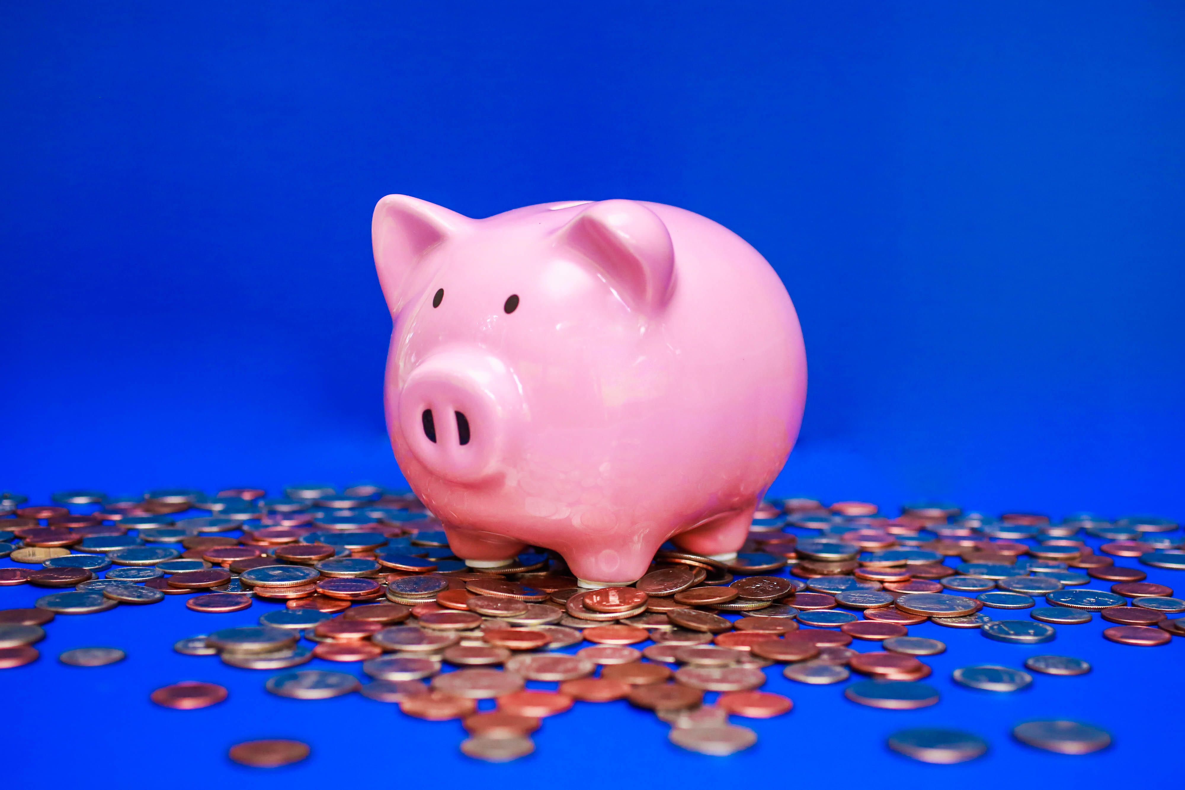 breaking-the-piggy-bank-stimulus-check-cash-money-savings-debt-personal-finance-021