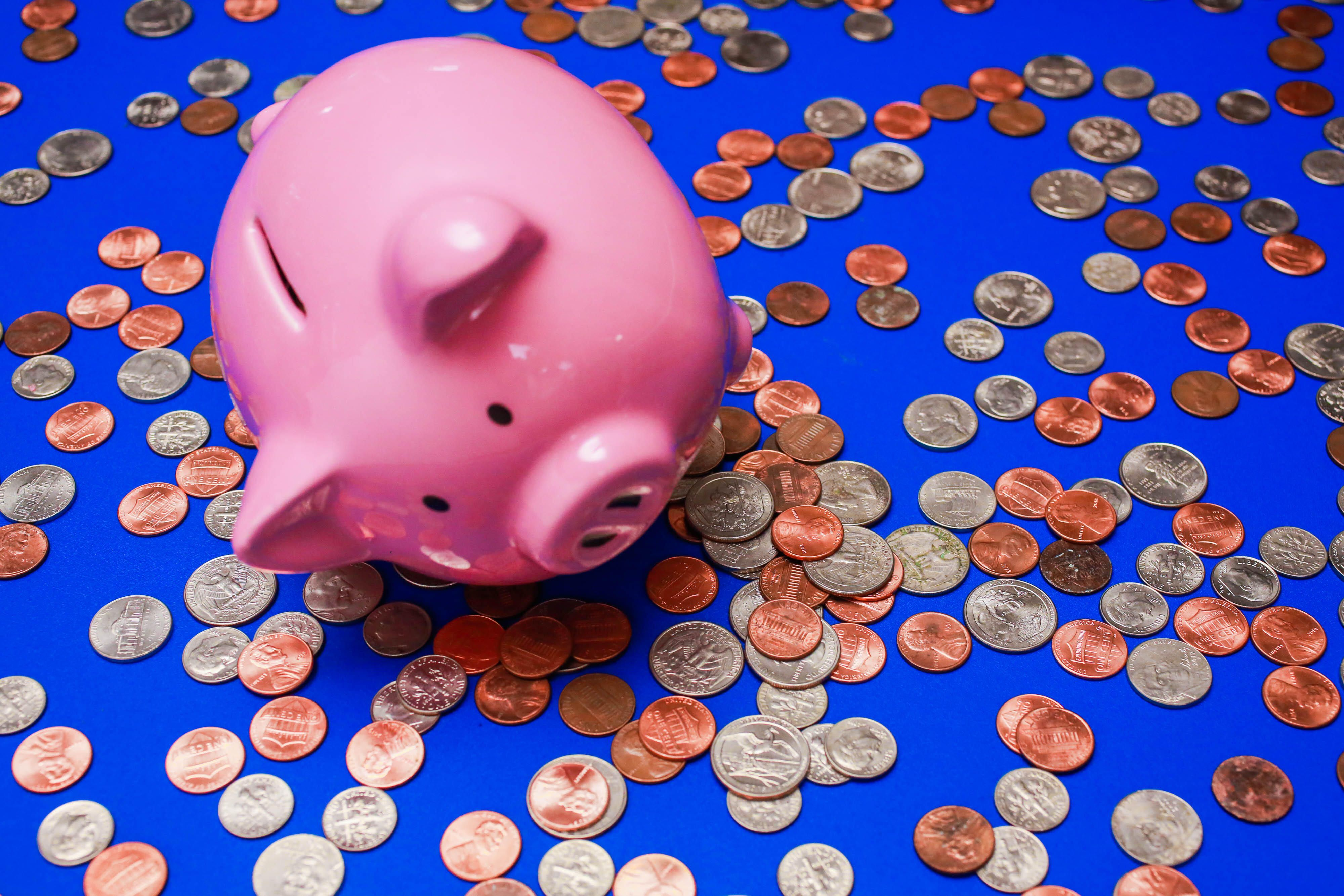 breaking-the-piggy-bank-stimulus-check-cash-money-savings-debt-personal-finance-029