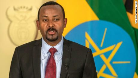 Why are there fears of civil war in Ethiopia?
