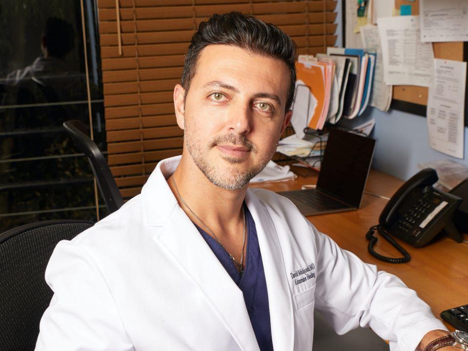 David Mahjoubi, MD.